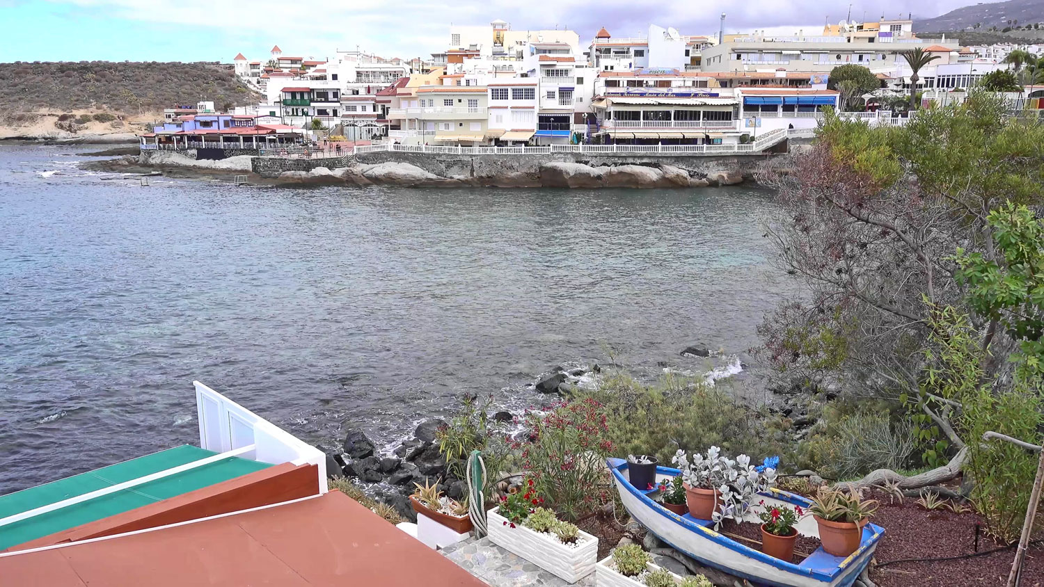 La Caleta, Tenerife, Canary Islands