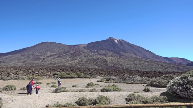 Mount Teide Tenerife Canary Islands