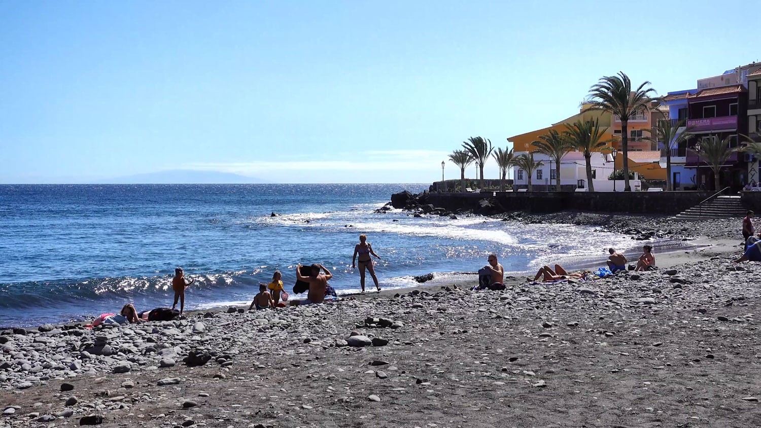 Highlights of La Gomera,  Canary Islands