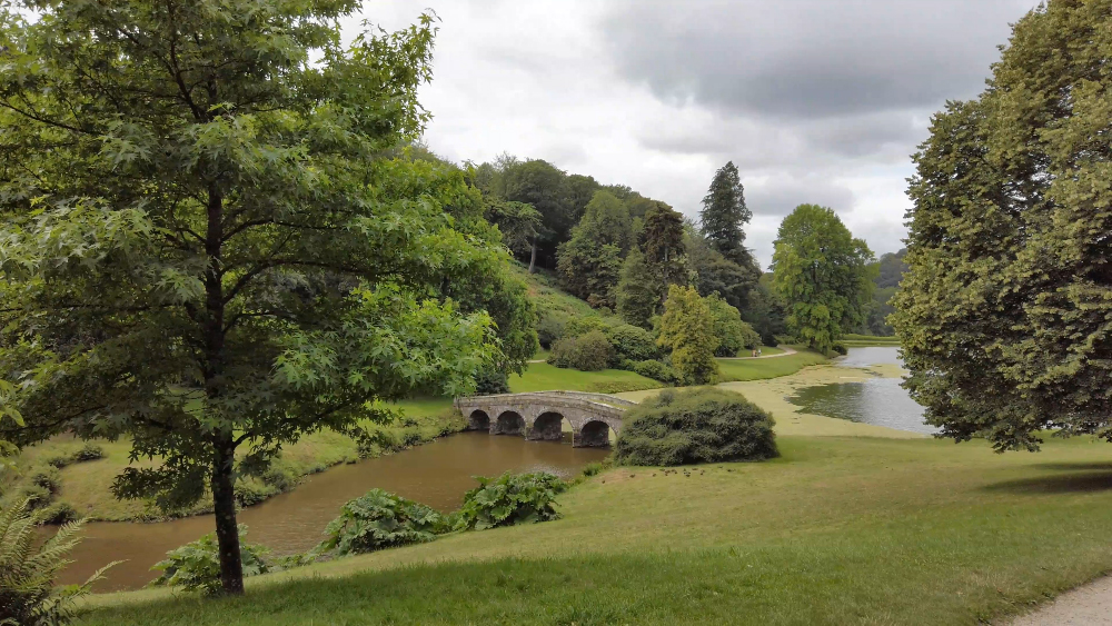 Stourhead – garden and lakeside walk
