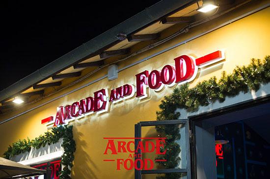 Davide Scardaci | Dove Trovarmi - Location - Arcade and Food, Roma