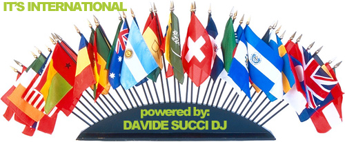 International DJ set