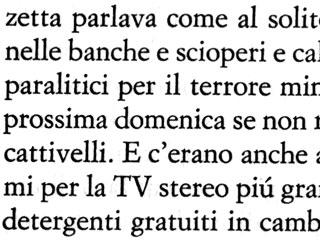 Garamond di Einaudi