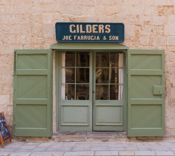Gilders Shop