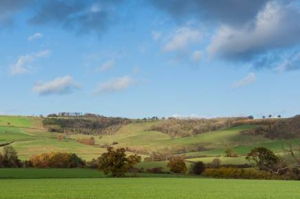 The Yorkshire Wolds are often underrated in comparison to the the North Yorkshire Moors. But I think they are every bit as beautiful.