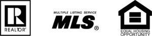 Realtor, MLS and Equal Housing logos
