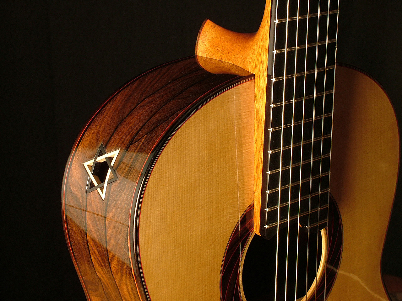 Classical Guitar by David Finck