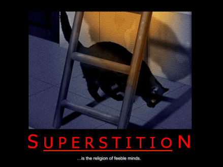 Superstition in Security