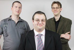 Peter dedecker, Jeroen Lemaitre, David Geens