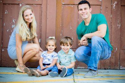 Melody's family