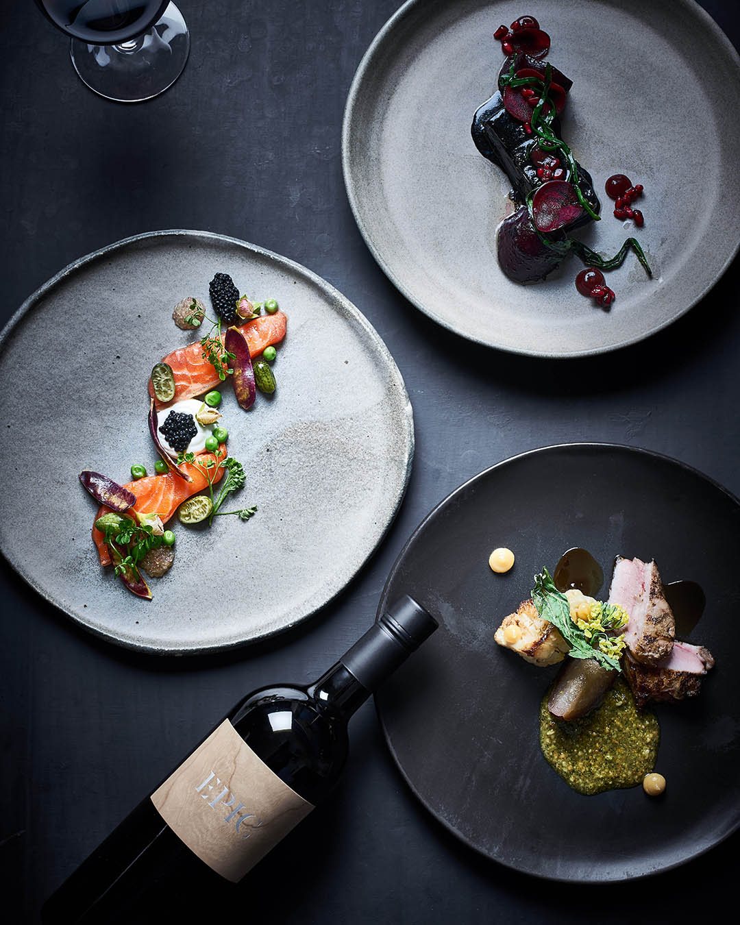 Food by Troy Rhodes Brown David Griffen Photography