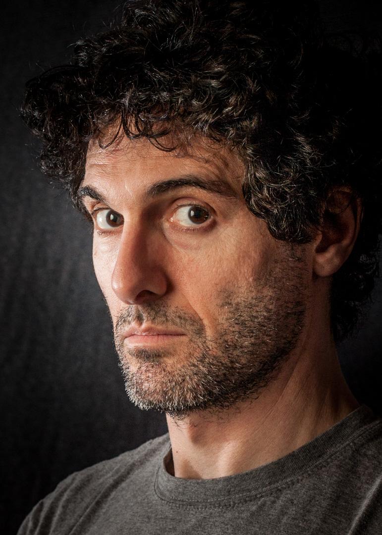 David Gross, photographer.