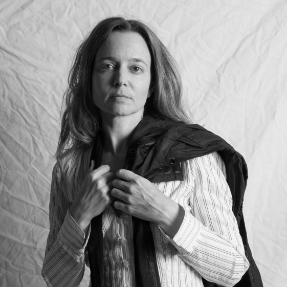 Mieke Strand channels Patti Smith.