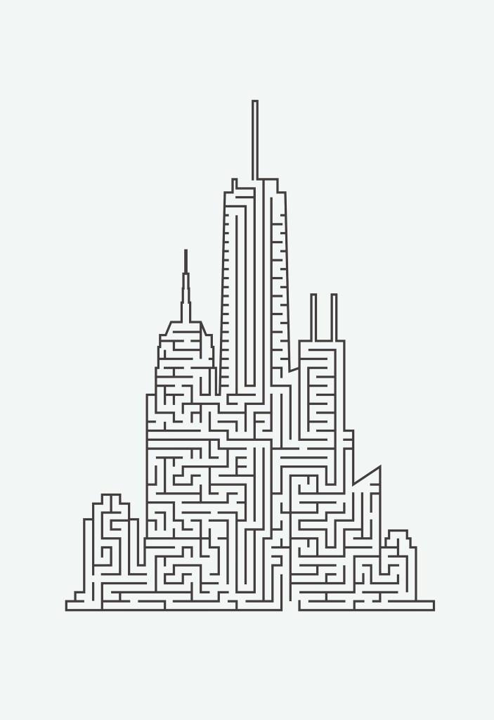 ROLLERBLADE - Poster Design / Diseño de Cartel - David Guillén