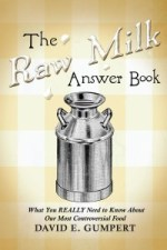 book cover raw milk answer book