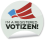 Votizen - Registered Voter Logo