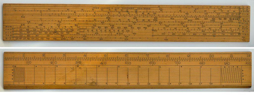 Gunter's scale