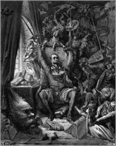 Gustave Dore's Don Quixote