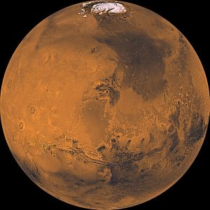 Mars = Meroz?