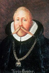 Tycho Brahe (1546-1601): the teacher.
