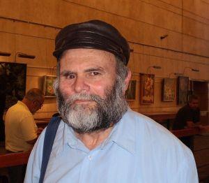 The scholars: Yehuda Liebes.