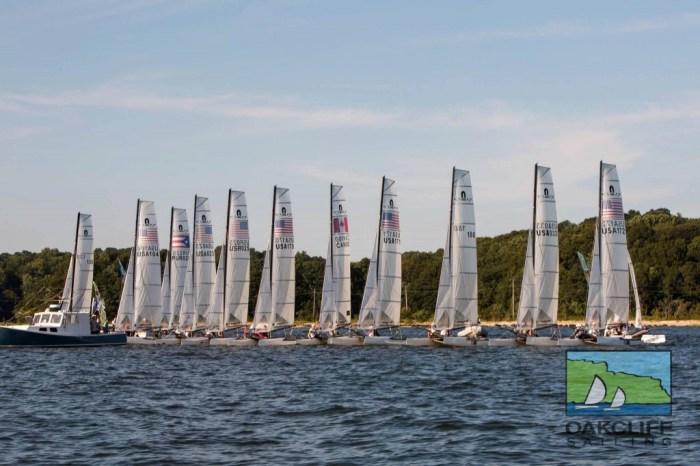 NACRA 17 US Nationals