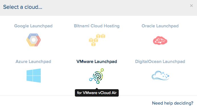 Bitnami and VMware vCloud Air - David Hill