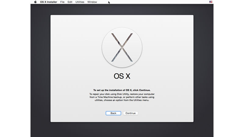 OS X could not be installed on your computer - El Capitan