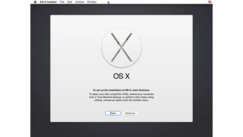 OS X could not be installed on your computer