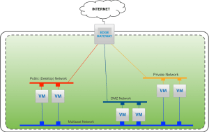 multicast within cloud environments