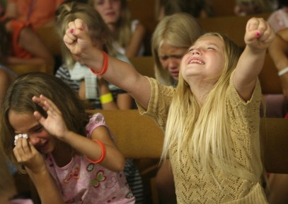 Children's Church and Christian Narcissism