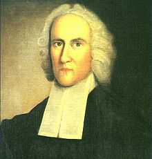 Jonathan Edwards, via Wikimedia Commons