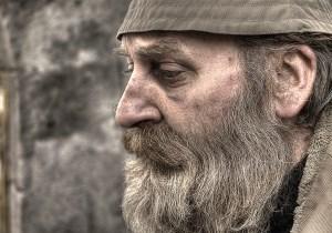 12 years long homeless commando... by Lukasz Dunikowski