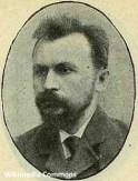 A youngish not-priest Bulgakov