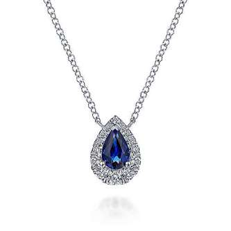 18ct Sapphire Instore Collection