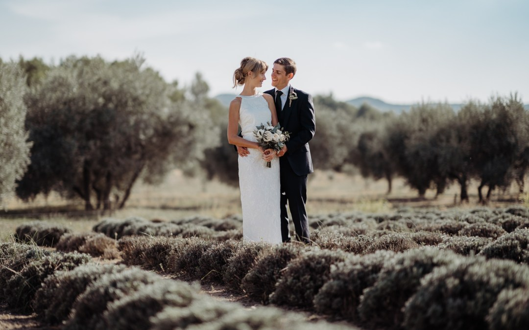 Le Mas de la Rose Wedding Photographer, Provence – Ashley & Andrew