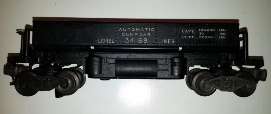 3469 - Coal Dump Car