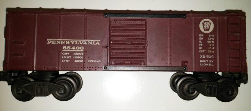 6464-200 - Box Car