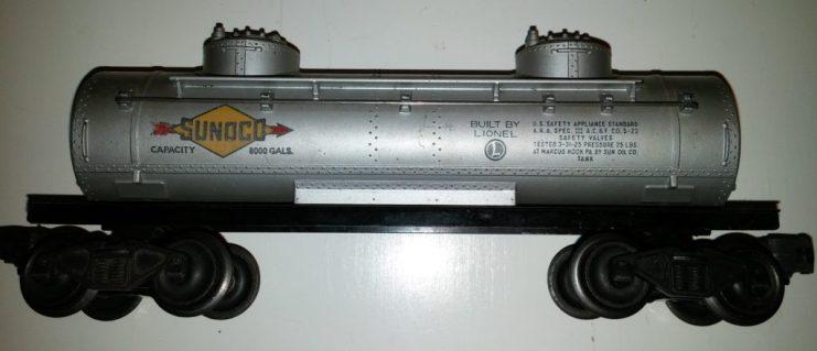 6465 - Tank Car