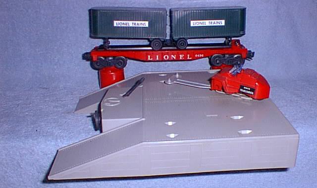 460 Piggyback Transportation Platform