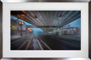 Framed Uptown