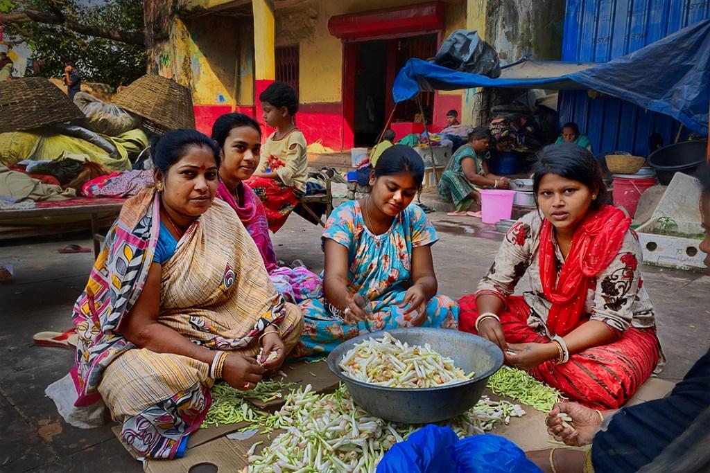 Flower Market - Kolkata #1