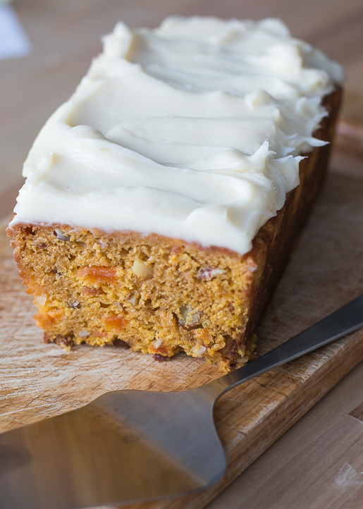 Sweet Potato And White Chocolate Cake