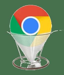 Chrome filter
