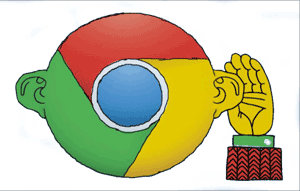Chrome - listening