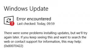 Windows 10 Updates Turned Off