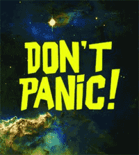 H2G2 - Don't Panic