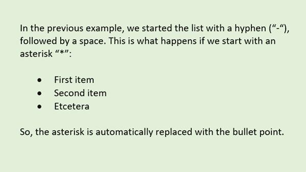 Lists - 2