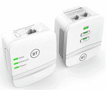 BT Powerline Adaptors