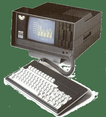 Olivetti M21 Transportable Personal Computer